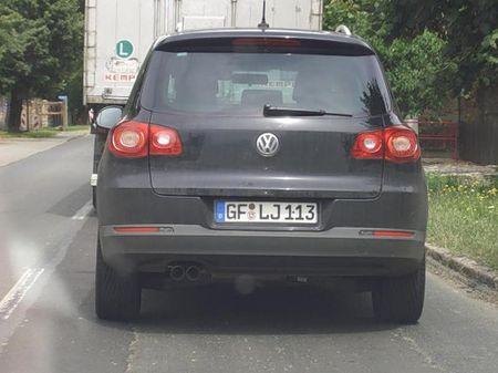 VW Tiguan zg2