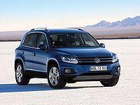 Какой он, Volkswagen Tiguan