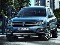 Новый и современный Volkswagen Tiguan