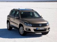 Обзор автомобиля Volkswagen Tiguan