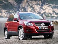 Несколько фактов о Volkswagen Tiguan