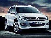 Второе поколение Volkswagen Tiguan