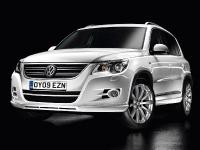 Более спортивная модель Volkswagen Tiguan R-Line