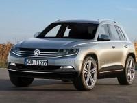 Фантазии на тему Volkswagen Tiguan 2014-2015