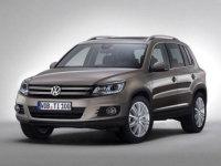 Новый Volkswagen Tiguan появится в начале 2015 года