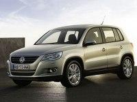 Внешний вид и комфорт Volkswagen Tiguan