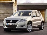 Второе поколение Volkswagen Tiguan выйдет на рынок в 2015 году