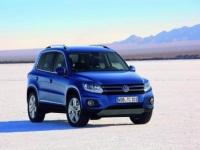 Новое поколение Volkswagen Tiguan появится в 2014 году