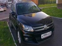 Volkswagen Tiguan понравился в России