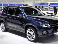 Volkswagen Tiguan: Track & Field