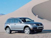 Volkswagen_Touareg_SUV 5 door