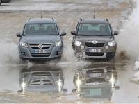 Volkswagen Tiguan в сравнении