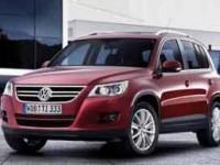 Volkswagen разрабатывает новый Tiguan