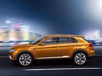 Новый VW Tiguan получит три обличья