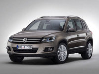 Volkswagen Tiguan комфортный внедорожник