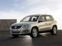 Вперед в будущее с новым Volkswagen Tiguan!
