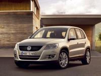 Особенности подвески Volkswagen Tiguan