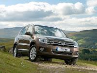 Volkswagen Tiguan - ускорение и сила