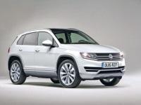 Новый Volkswagen Tiguan 2015