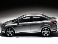 Обзор Ford Focus в кузове седан