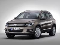 Знакомство с Volkswagen Tiguan