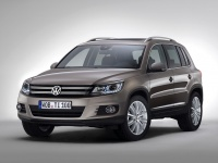 Достоинства автомобиля Volkswagen Tiguan