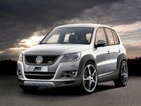 Описание автомобиля Volkswagen Tiguan