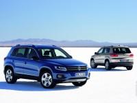 Информация о новом Volkswagen Tiguan