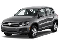 Модельный Volkswagen Tiguan 2015