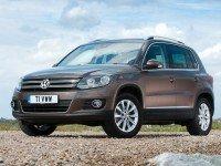 У Volkswagen Tiguan недочетов не отмечено