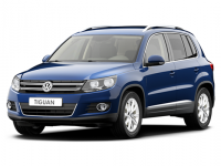Volkswagen Tiguan - лучший кроссовер