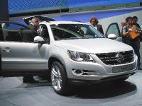Новая версия Volkswagen Tiguan