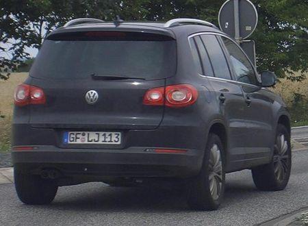 VW Tiguan zg4