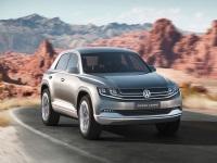Обзор нового Volkswagen Tiguan-2014