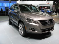 Технические характеристики авто Tiguan
