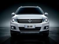 Небольшое описание Volkswagen Tiguan