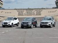Три автомобиля VW Tiguan вместо одного