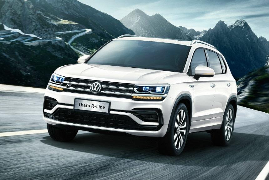 Российским водителям предложат младшего брата VW Tiguan