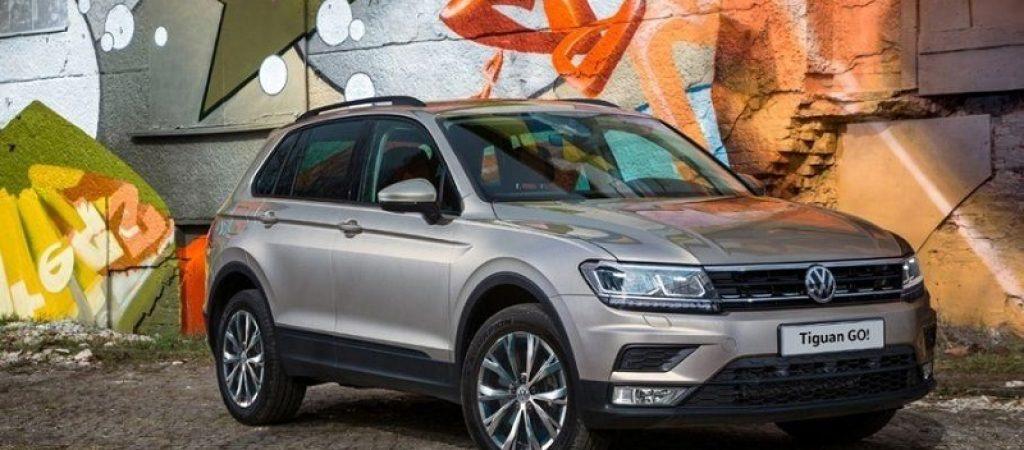 Volkswagen предлагает вариант кроссовера Tiguan GO! для российского рынка