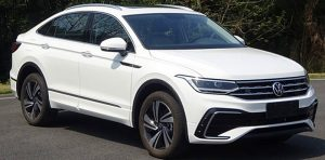 Volkswagen определился с датой дебюта кросс-купе Tiguan X