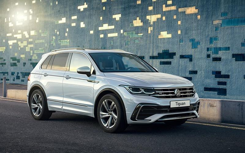 Осенняя интрига: Volkswagen анонсировал новый Tiguan для российского рынка